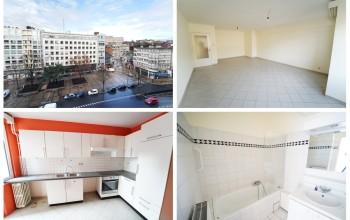 Appartement en Location non meublée à Charleroi