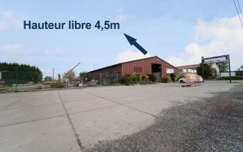 Locaux industriels en Vente à Bray