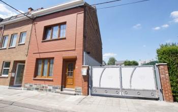 Maison en Location non meublée à Strepy-bracquegnies