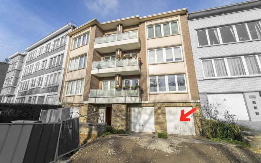 Appartement en Vente à Laeken