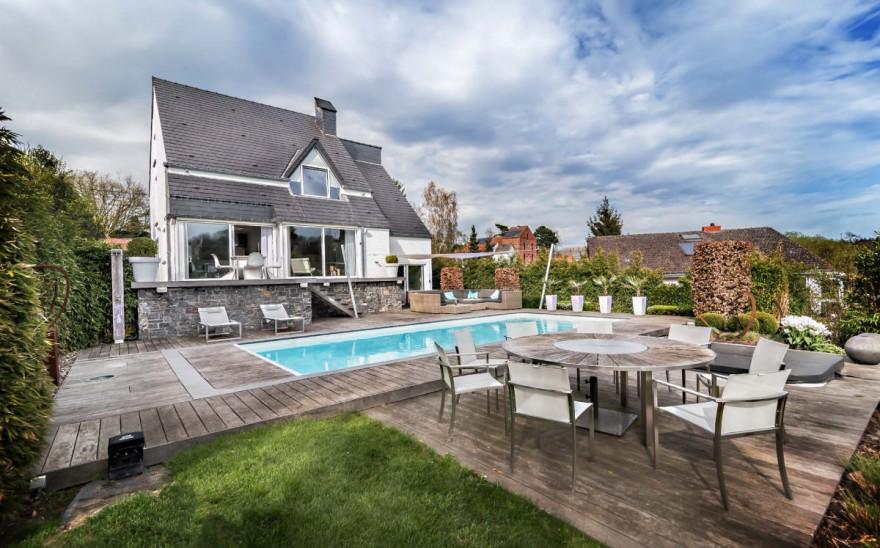 Villa en Biens AV à Barbençon